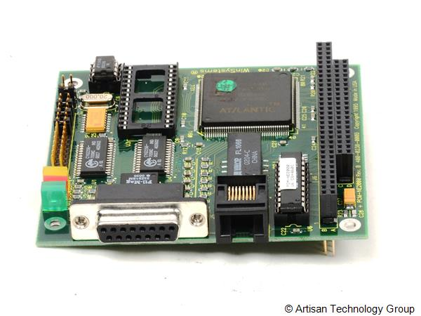 WinSystems PCM-NE2000-16 Ethernet Controller