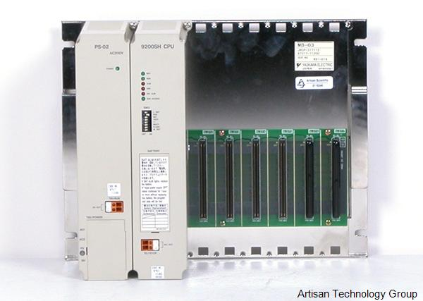 Yaskawa CP-9200SH Series MB-03 Base, CP-9200SH CPU and PS-02 Power Module