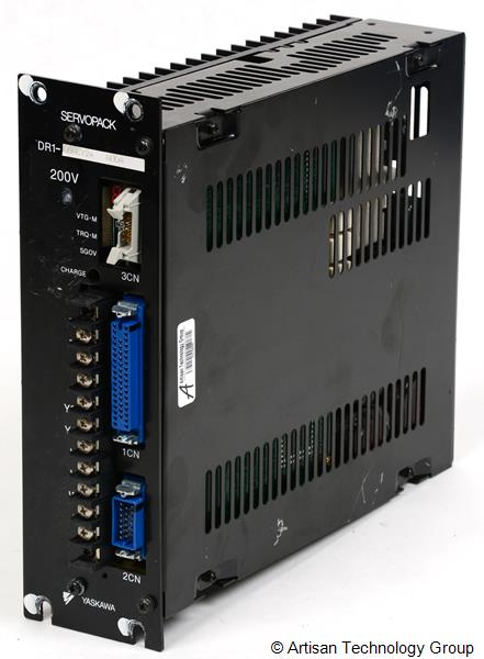 Yaskawa DR1 AC Servo Drive for Speed-Position Control