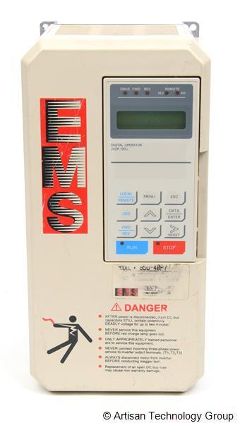 Yaskawa / EMS / Saftronics CIMR-G5U20P4 General Purpose Flux Vector Inverter with AVC