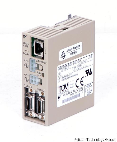 Yaskawa SGDF-A1CS Sigma Mini AC Servo Amplifier