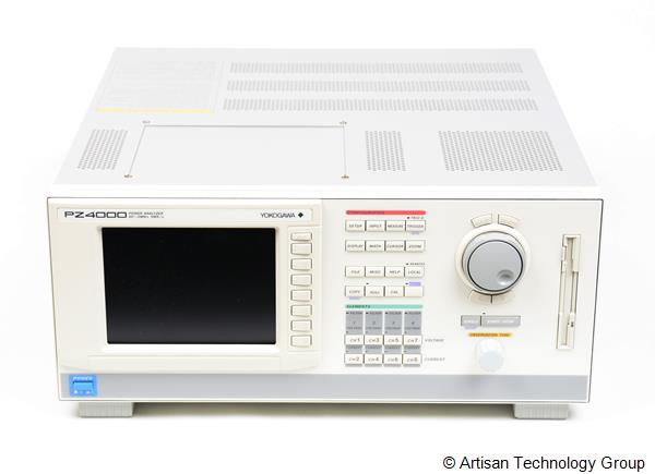 Yokogawa PZ4000 Power Analyzer