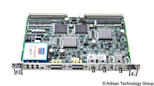 Zygo ZMI-2002 Dual Axis 6U VME Measurement Board