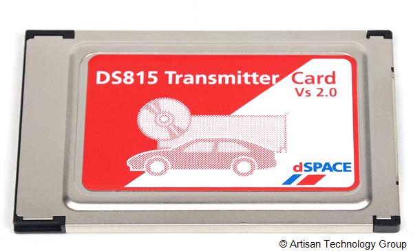 dSPACE DS815 PCMCIA Transmitter Card