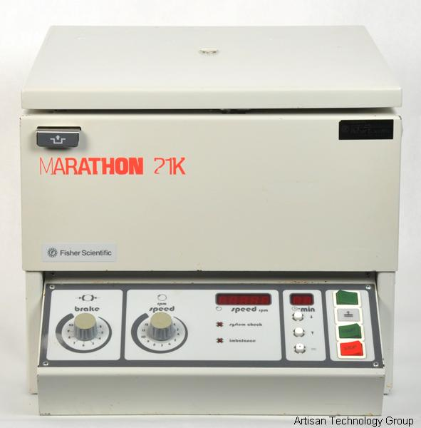 Fisher Scientific Marathon 21000 Centrifuge